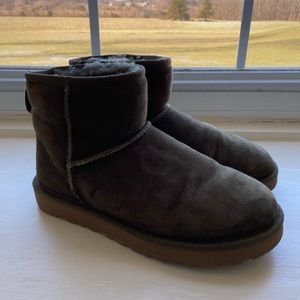 Olive Green UGGS